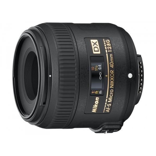 Nikkor AF-S 40mm f2.8G Micro DX