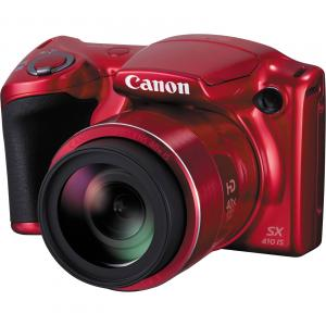 Canon Powershot SX410 IS Roja