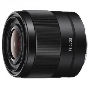 Objetivo Sony FE 28mm F/2
