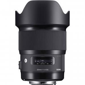 Sigma 20mm F/1.4 DG HSM ART para Canon
