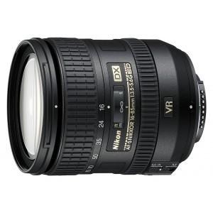Nikkor AF-S DX 16-85mm f3.5-5.6G ED VR