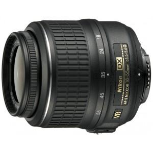 Nikkor AF-S DX 18-55mm f3.5-5.6G VR