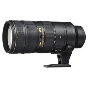 Nikkor AF-S 70-200mm f2.8G ED VR II