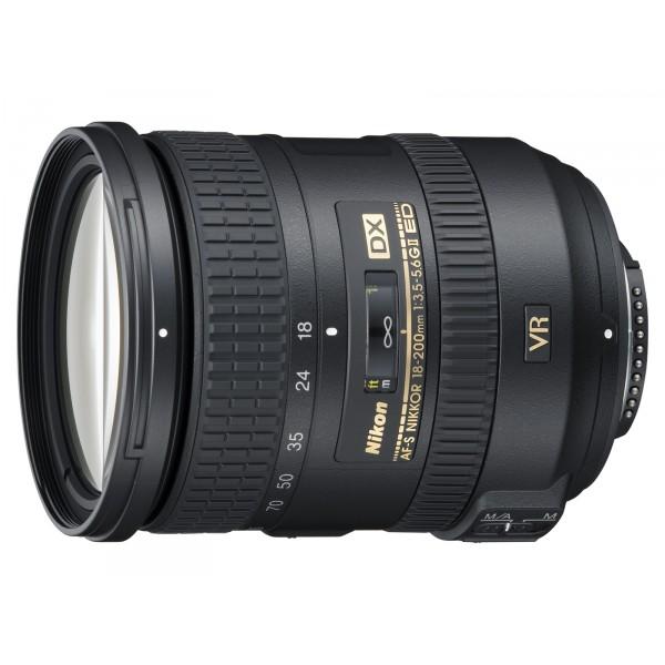Nikkor AF-S dx 18-200mm f3.5-5.6G ED VR II