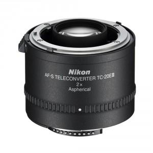 Nikon AFS teleconvertidor TC-20E III