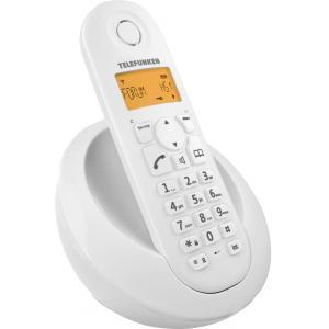 Teléfono inalámbrico Telefunken TB201 Blanco