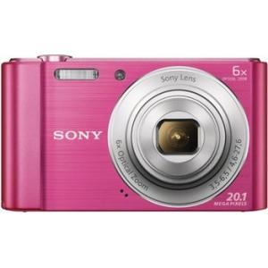 Sony Cybershot DSC-W810 Rosa