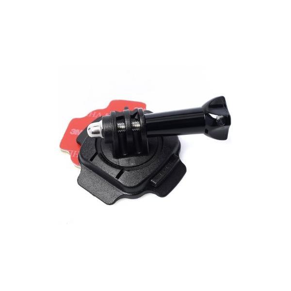 Soporte Adhesivo 360º de rotación para GoPro