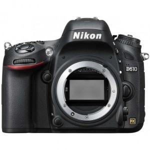 Cámara Réflex Nikon D610 CUERPO