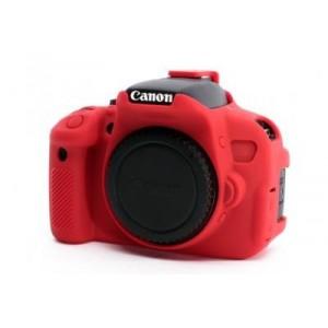 Easycover para Canon EOS 650D/700D (Rojo)