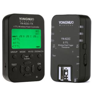 Disparador de flash Yongnuo yn-622 para Canon