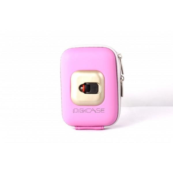 Funda para cámara Digicase 7023 rosa