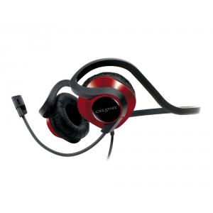 Auricular Creative Draco Junior HS-430 Rojo
