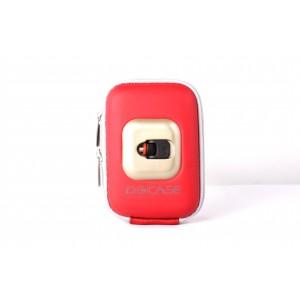 Funda para cámara Digicase 7023 rojo