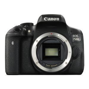 Cámara Réflex Canon EOS 750D Cuerpo
