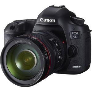 Cámara Réflex Canon EOS 5D Mark III + 24-105mm IS