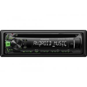 Radio para coche Kenwood KDC-164UG