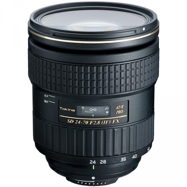 Tokina AT-X 24-70MM F2.8 FX Para Canon