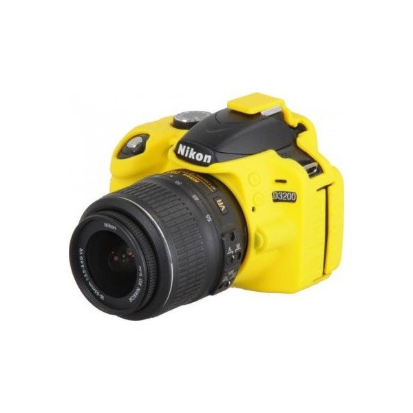 Easycover para Nikon D3200 (Amarillo)