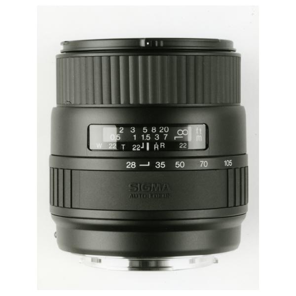 Sigma 28-105MM F4-5.6 UC II Para Minolta