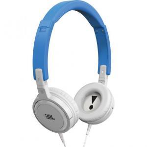 Cascos JBL T300A Azul (con micrófono)