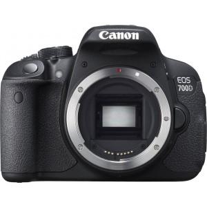 Cámara Réflex Canon EOS 700D CUERPO