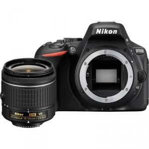 Nikon D5500 AF-P + 18-55mm VR
