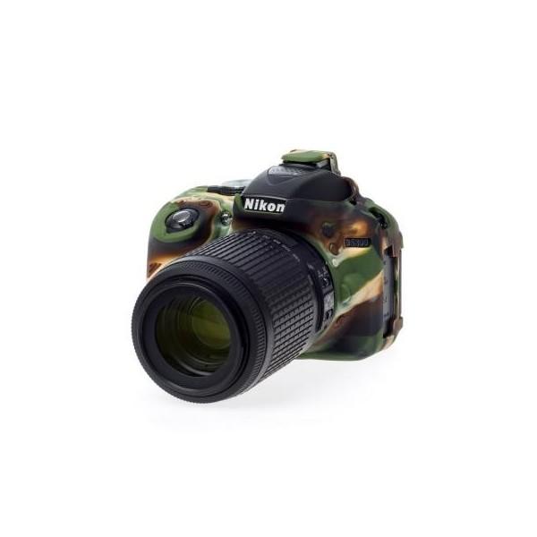 Easycover para Nikon D5300 (Camuflaje)