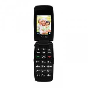 Teléfono Móvil Thomson Serea62 Negro