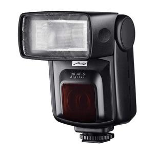 Flash Metz Mecablitz 36 AF-5 Digital para Nikon