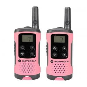 Motorola TLKR T41 rosa