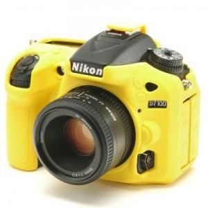 Easycover para Nikon D7100/D7200 (Amarillo)
