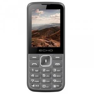 Teléfono Móvil Echo First Plus Negro