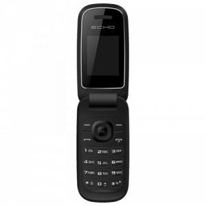 Teléfono Móvil Echo Clap Negro