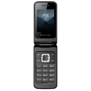 Teléfono Móvil Echo Clap Plus Negro