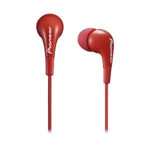 Auriculares Pioneer SE-CL502 Rojo