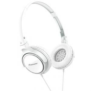 Cascos Pioneer SE-MJ512 Blanco
