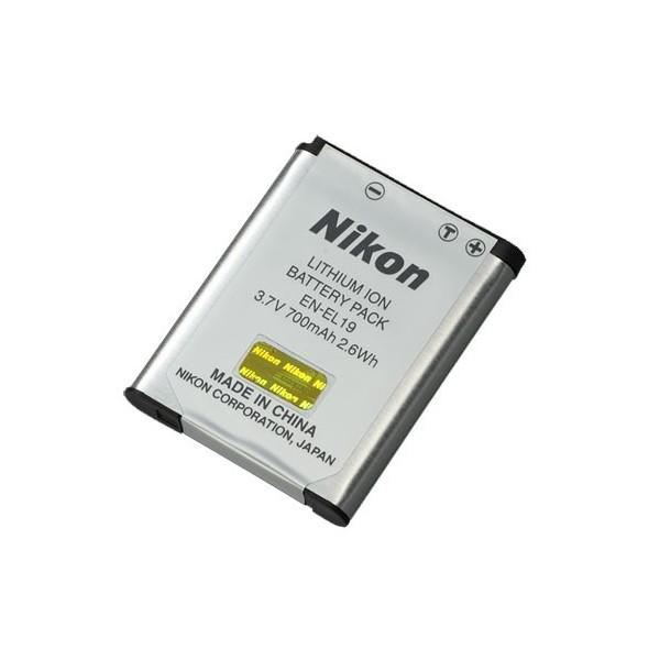 Batería ENEL-19 Nikon