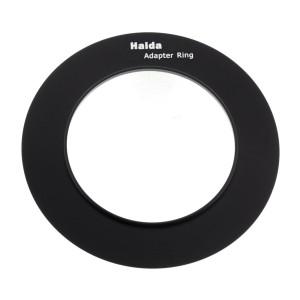 Anillo adaptador Haida de metal para portafiltros Serie 83 de 49mm