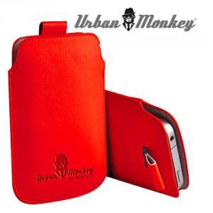 Funda Urban Monkey EP51 rojo