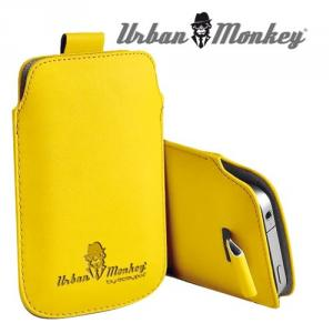 Funda Urban Monkey EP51 amarillo