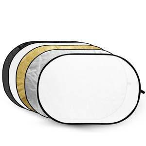 Reflector 5 en 1 Tamaño 120 x 180cm