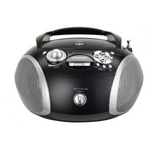 Radio CD portátil Grundig RCD 1445 negro