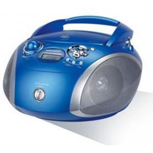 Radio CD portátil Grundig RCD 1445 azul