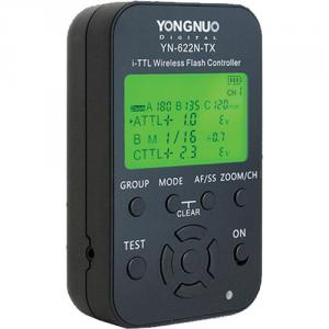 Disparador inalambrico Flash Yongnuo YN622N-TX para Nikon