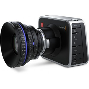 Blackmagic Cinema Camera sensor 2.5K