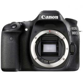 Cámara Réflex Canon EOS 80D CUERPO