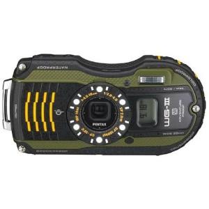 Pentax optio WG3 GPS verde