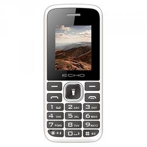 Teléfono Movil Echo First Blanco