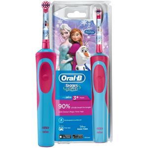 Cepillo eléctrico infantil Braun D12513K